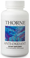 Thorne Research Anti-Oxidant Reviews