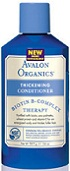 Avalon Organics Thickening Conditioner Biotin B-Complex Therapy 14 oz (397 g)