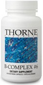Thorne Research B-Complex #6 Reviews