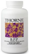 Thorne Research BPP Betaine Pepsin Pancreatin Reviews