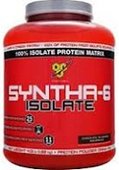 BSN Syntha-6 Isolate Protein Powder Drink Mix Chocolate Milkshake 4.01 lbs Reviews