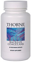 Thorne Research Bacillus Coagulans Reviews