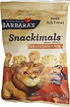 Barbaras Bakery Snackimals Animal Cookies Chocolate Chip Barbara's Bakery Free With $10 Coupon* & 1443 Reviews