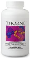 Thorne Research Basic Nutrients V Reviews