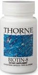 Thorne Research Biotin-8 Reviews