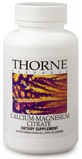 Thorne Research Calcium-Magnesium Citrate Reviews