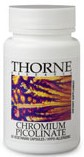 Thorne Research Chromium Picolinate Reviews
