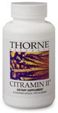 Thorne Research Citramin II Reviews