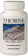 Thorne Research Crucera-SGS Reviews