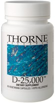 Thorne Research D-25000 Reviews