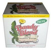 Dandy Blend Instant Herbal Beverage with Dandelion 25 Pouches
