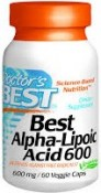 Doctor's Best Alpha-Lipoic Acid 60 Veggie Caps