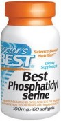 Doctor's Best Phosphatidylserine 60 Softgels