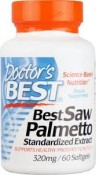 Doctor's Best Saw Palmetto 60 Softgels