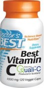 Doctor's Best Best Vitamin C 120 Veggie Caps
