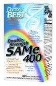 Doctor's Best SAMe 400 Double-Strength 30 Enteric Coated Tablets