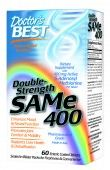 Doctor's Best SAMe 400 Double-Strength 60 Enteric Coated Tablets