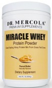 Dr. Mercola Miracle Whey Protein Powder Peanut Butter 1 lb (454 g)