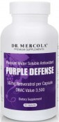 Dr. Mercola Purple Defense 90 Capsules