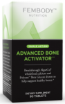 Fembody Nutrition Advanced Bone Activator Triple Action e1385972287428 Fembody Nutrition: 12 Reviews & $10 Coupon*