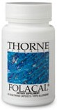 Thorne Research Folacal Reviews
