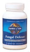 Garden of Life Fungal Defense 100 mg 84 Veggie Caplets