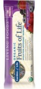 Garden of Life Living Foods Organic Fruits of Life 12 Bars 2.25 oz (64 g) Each