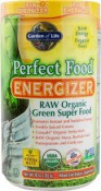 Garden of Life Perfect Food Energizer RAW Organic Green Super Food 10 oz (282 g)