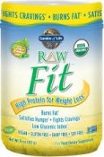 Garden of Life RAW Fit High Protein for Weight Loss 16 oz (451 g)