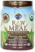 Garden of Life RAW Meal Beyond Organic Snack and Meal Replacement 1.34 lbs (606 g)