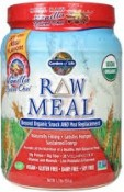 Garden of Life RAW Meal Beyond Organic Snack and Meal Replacement Vanilla Spiced Chai 1.2 lbs (557 g)