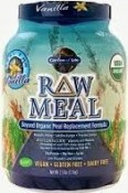 Garden of Life RAW Meal Beyond Organic Snack and Meal Replacement 1.23 lbs (558 g)