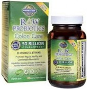 Garden Of Life Raw Probiotics Colon Care Reviews Amp Coupon