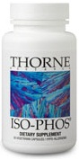 Thorne Research ISO-PHOS Reviews