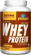 Jarrow Formulas 100% Natural Whey Protein Chocolate 32 oz (908 g) Powder