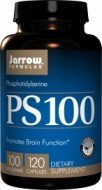 Jarrow Formulas PS 100 100 mg 120 Capsules