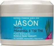 Jason Cooling Minerals & Tea Tree Muscle Pain Therapy 8 oz (227 g)
