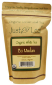 Just a Leaf Organic White Tea Bai Mudan 2 oz (56 g)