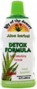 Lily of the Desert Aloe Herbal Detox Formula 32 fl oz (960 ml)