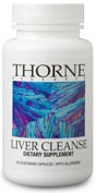 Thorne Research Liver Cleanse Reviews