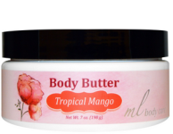 Madre Labs Body Butter Tropical Mango 7 oz (198 g)