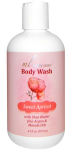 Madre Labs Body Wash Sweet Apricot 8.7 fl oz (257 ml)