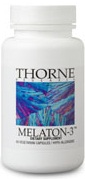 Thorne Research Melaton-3 Reviews
