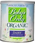 Natures One Babys Only Organic Toddler Formula With DHA ARA 12.7 oz 360 g Babys Only Organics: 138 Reviews & $10 Coupon*