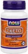 Now Foods 7-KETO 60 Vcaps