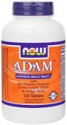 Now Foods Adam Superior Men's Multi 120 Tablets