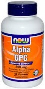 Now Foods Alpha GPC 60 Vcaps