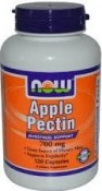 Now Foods Apple Pectin 120 Capsules