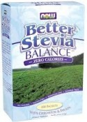 Now Foods Better Stevia Balance 100 Packets