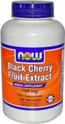 Now Foods Black Cherry Fruit 90 Veg Caps